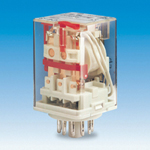 standard plug in relay for automation and control systems
