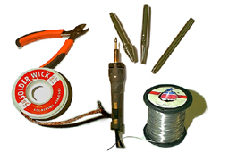 basic soldering tools