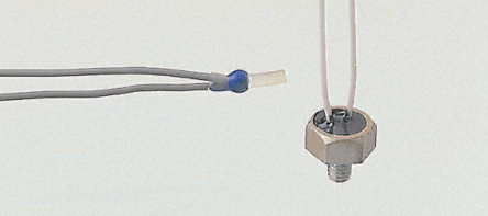 Thermistor temperature sensor